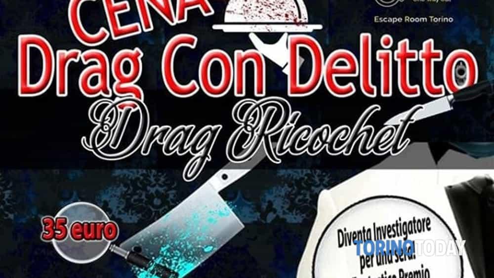 cena drag con delitto - drag ricochet-2