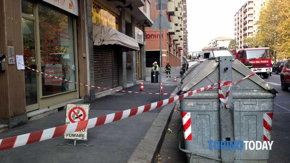 fuga gas via Gorizia municipale vigili del fuoco (1)-3