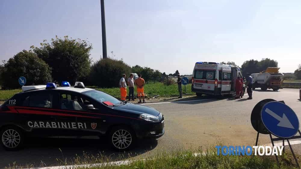 Incidente stradale San Giorgio San Giusto Toyota Rav 4 19 settembre 2018 1-2