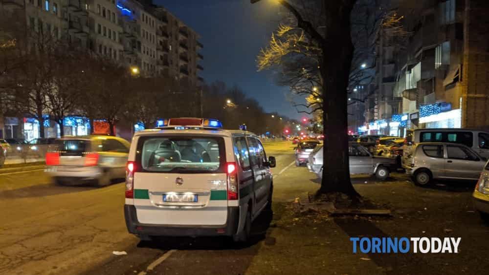municipale corso Orbassano donna investita-2-3