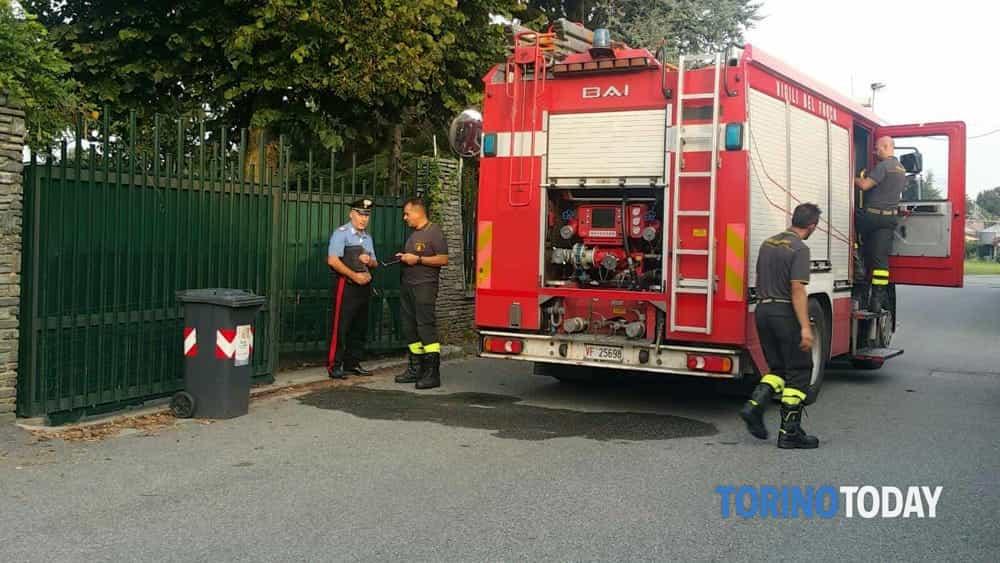 Alpignano vigili del fuoco carabinieri-2