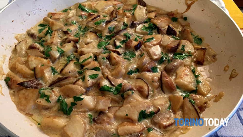 Maccheroni patate e funghi, un primo gustosissimo per deliziare il palato