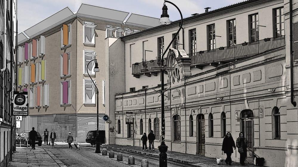 Palazzo Nuovo e piazzale Aldo Moro: come cambierà la zona