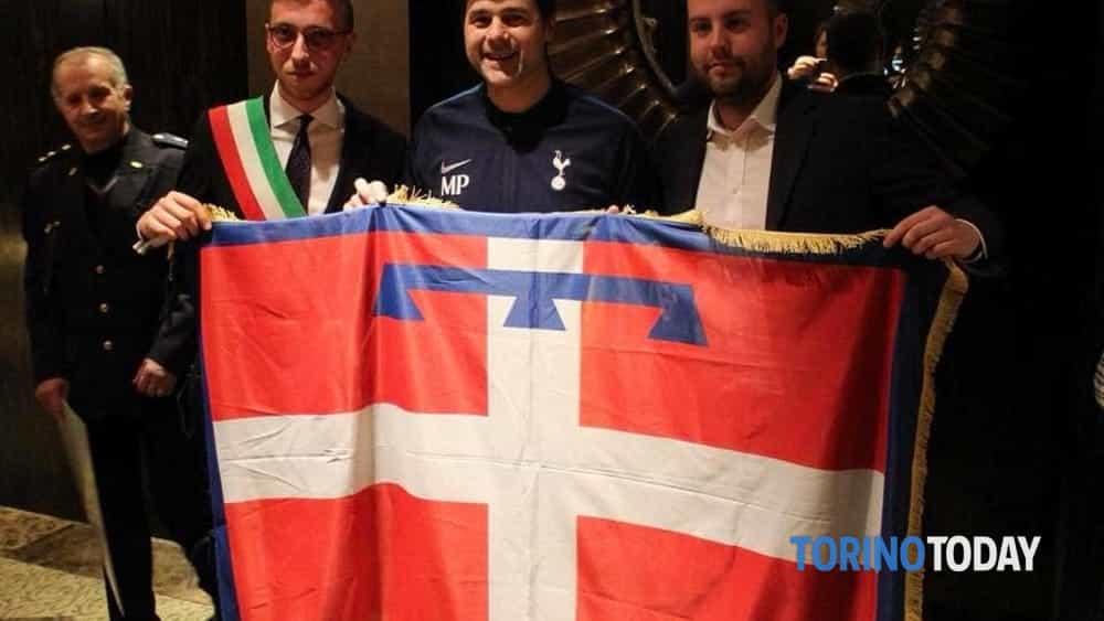 Virle Pochettino Tottenham Cittadino Onorario2-2