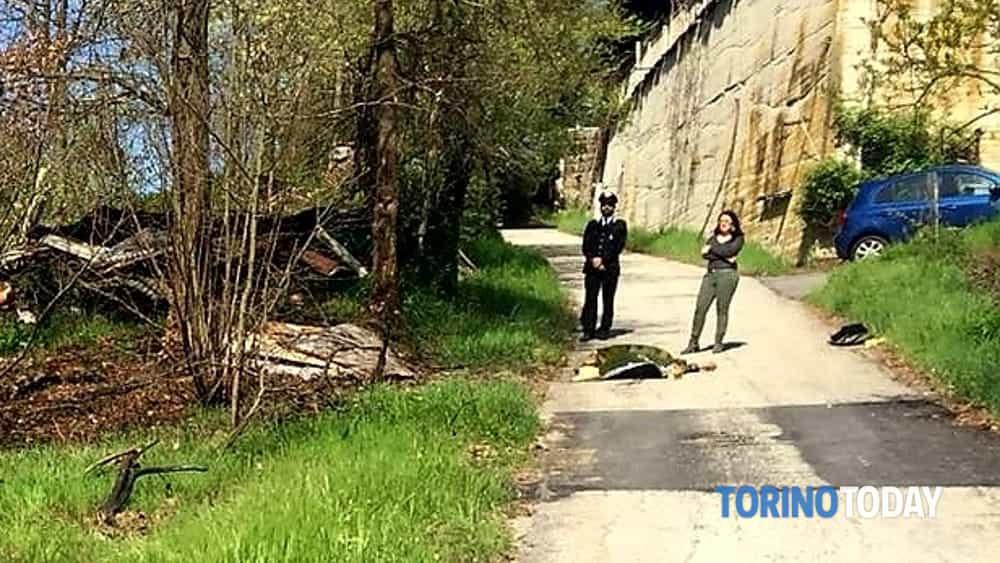 Verrua Savoia travolto e ucciso dal trattore Aprile 2018 2-2