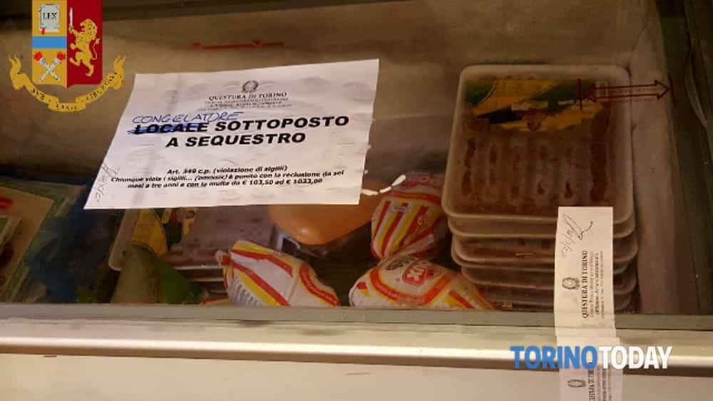 Torino cibi mal conservati Martorelli 3 5 19 2-2