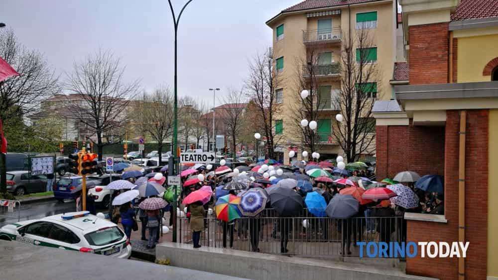 Rivoli funerale Beatrice Ingui-2