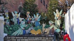 presepe luzzati borgo medievale-2