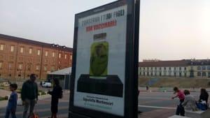 Falso manifesto contro no vax Torino 3-2
