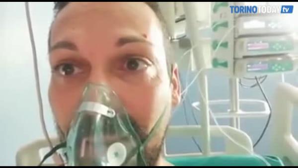 """Coronavirus, l'appello di Gianni dalla terapia intensiva: """"Restate a casa, io l'ho sottovalutato"""""""