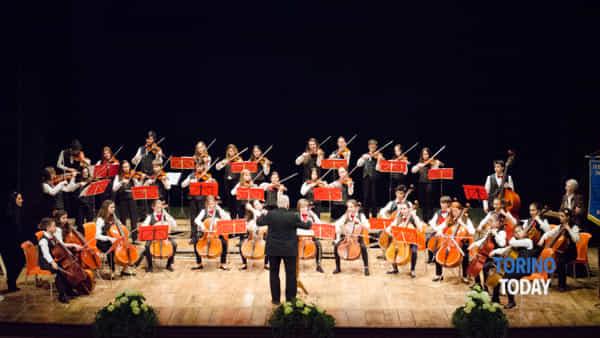 L'Orchestra Suzuki al Duomo