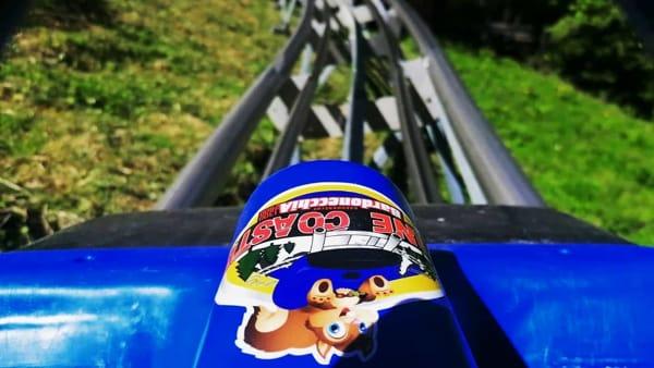Bardonecchia, l'Alpine Coaster dà il via alla stagione estiva