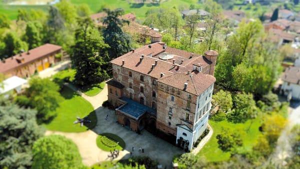 Castello di Pralormo, riapertura delle visite da domenica 7 giugno