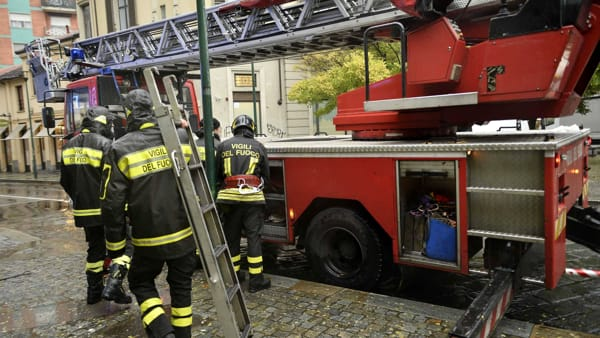 Gassino Torinese: incendio distrugge due case, ingenti i danni