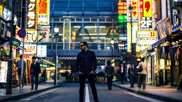 L'artista romano Coez all'Hiroshima Mon Amour