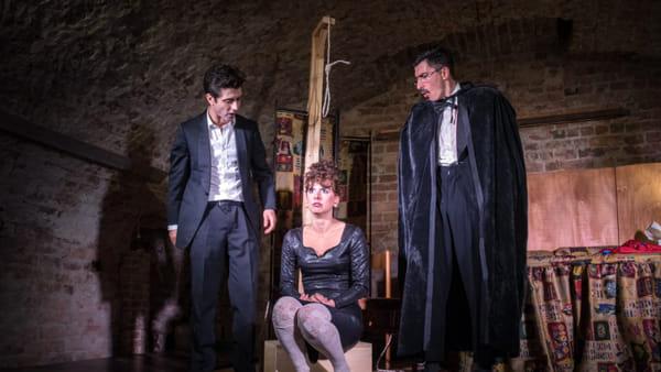"""""""Delitto imperfetto"""" al Teatro San Paolo di Rivoli"""