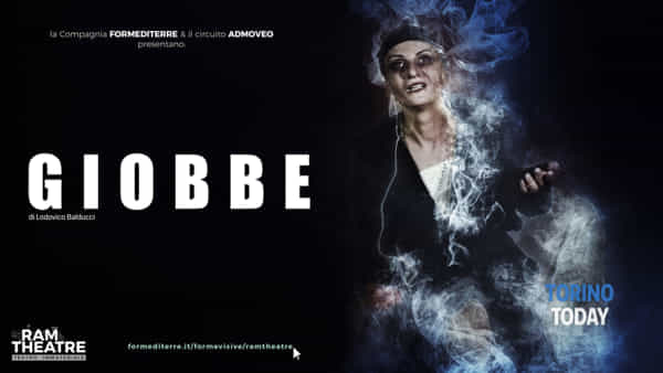 Ram Theatre: Giobbe sul canale web Formevisive in streaming