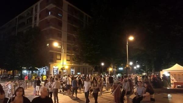 Notti bianche a Vinovo e Garino
