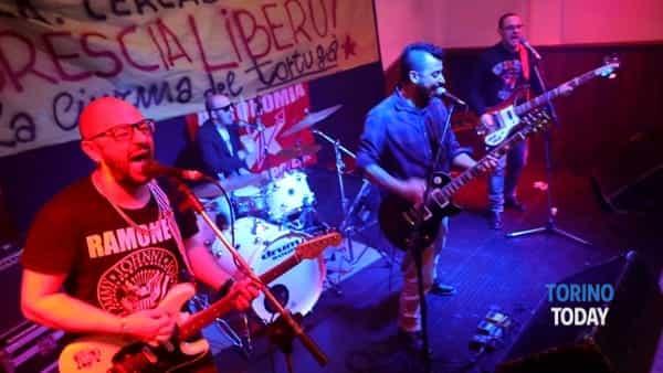 Punk Rock Night al Padiglione 14 di Collegno