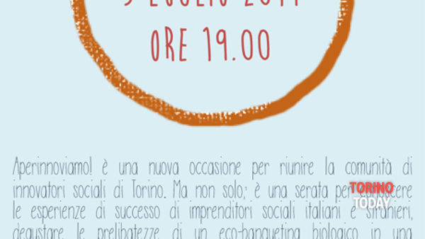Aperinnoviamo, costruire l'innovazione sociale a Torino