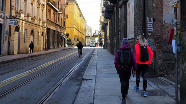 Power Walking Tour: allenarsi e scoprire Torino