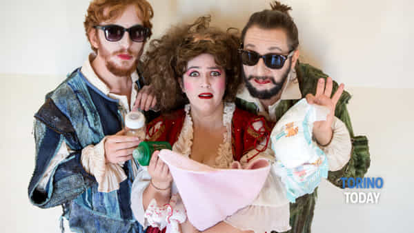 """""""Romeo e Giulietta"""", Shakespeare a Cumiana"""
