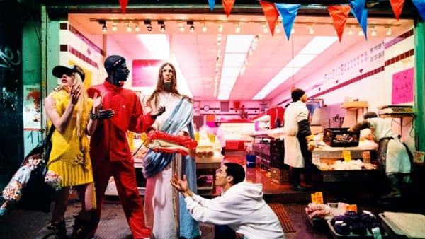 """""""Atti Divini"""", la mostra di David LaChapelle alla Reggia di Venaria"""