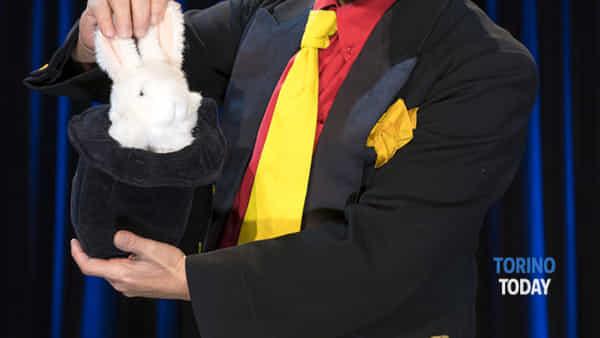 una domenica magica al circolo amici della magia di torino con il natalino contini magic show -3
