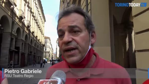 """I lavoratori del Teatro Regio contestano Chiara Appendino: """"Il commissariamento sembra una vendetta"""""""