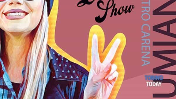 """open day del teatro + spettacolo """"emy art 1""""-3"""