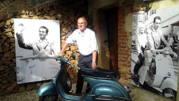 """Livio Berruti racconta """"Le Olimpiadi nel periodo Liberty"""""""