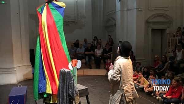 """Open day e spettacolo """"Emy art 1"""" al Teatro di Cumiana"""