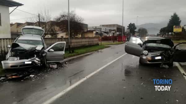 Incidente Favria BUsano 19 dicembre