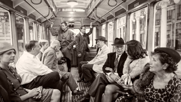 """""""Storia di 1 tram"""", documentario storico al Gioiello"""