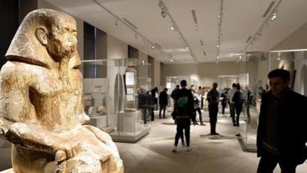 """""""Archeologia invisibile"""" al Museo Egizio"""