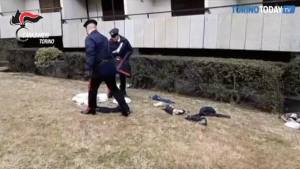 Arrestata la banda delle seconde case: fermati grazie all'intervento di una donna
