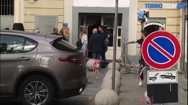 """Raoul Bova a Torino: """"Città inedita. L'affetto di Mirafiori e Porta Palazzo mi ha emozionato"""""""
