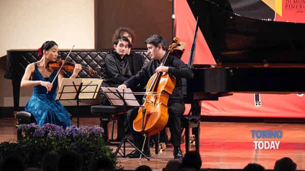 Il pluripremiato Trio Kanon in concerto a Pinerolo