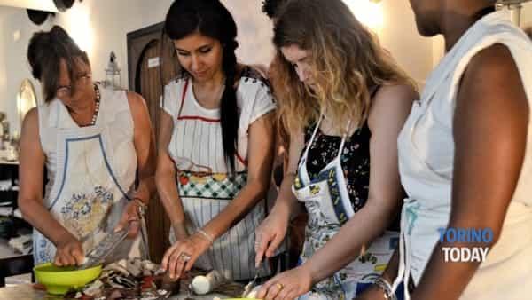 Afro & Motion, le ricette del dialogo da Cookin' Factory