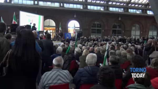 """Zingaretti all'attacco: """"Difendete il Piemonte dal cattivo Governo grillo-leghista"""""""