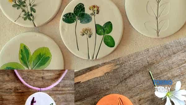 Impressioni vegetali, attività per bambini al Borgo Medievale