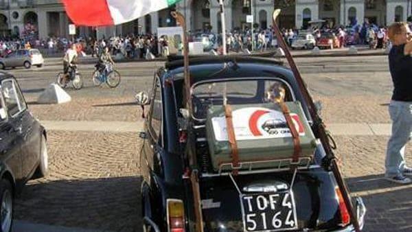 """6° Meeting Internazionale delle Fiat 500 """"Città di Torino"""""""