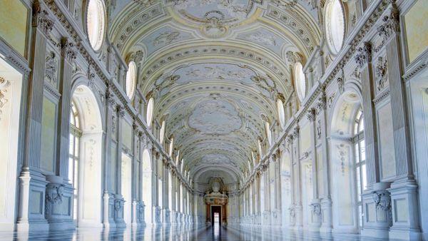 Reggia di Venaria, concerto di Pasqua in streaming dalla Galleria Grande