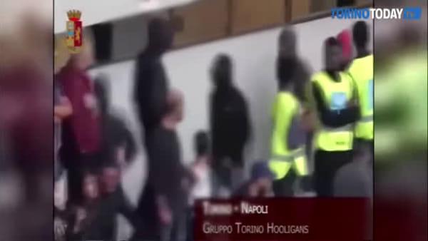 Violenza allo stadio: le immagini delle aggressioni ultras | Video