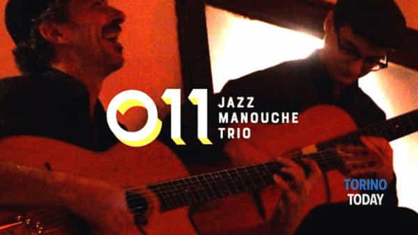 Zeroundici Trio, jazz manouche al Molo di Lilith