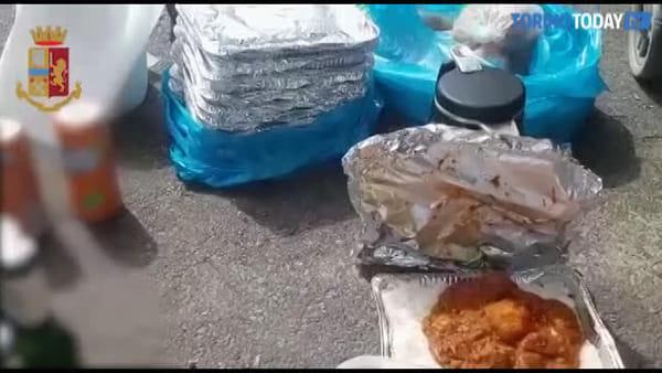 Spaccio di droga e vendita (abusiva) di alimenti e bevande: 2 pusher arrestati, 2 donne sanzionate