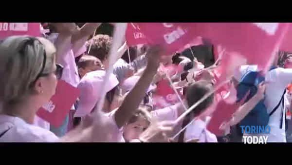 L'eredita del Giro d'Italia: 100.000 euro di asfaltature e tanta pubblicità | Video