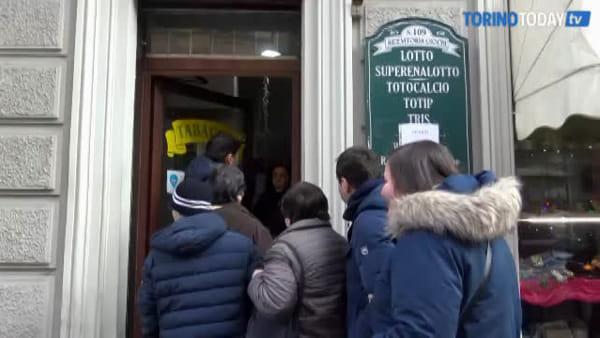 Lotteria Italia, ecco dove è stato venduto il biglietto da 5 milioni di euro: video