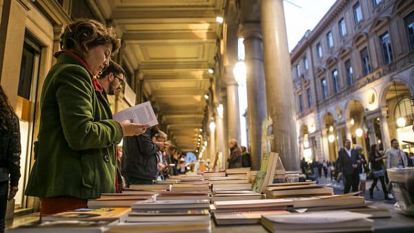 11° edizione di Portici di Carta: quest'anno anche in via Nizza e via Sacchi