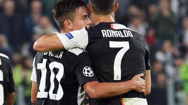 Video gol e sintesi partita Juventus-Parma 2-1: Ronaldo, Cornelius, Ronaldo